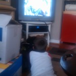 Introducing old movies to the boy child